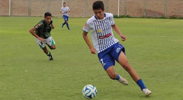 Promesas juveniles: Luciano Pizarro