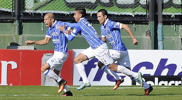 El gol emotivo de Facundo Silva