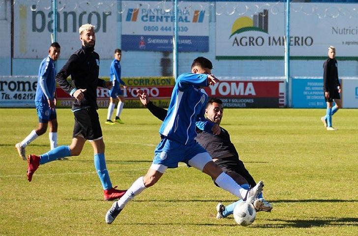 Godoy Cruz Estudiantes de Rio IV